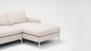 eve 2-piece sectional
