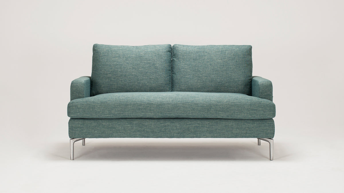 eve grand loveseat - fabric