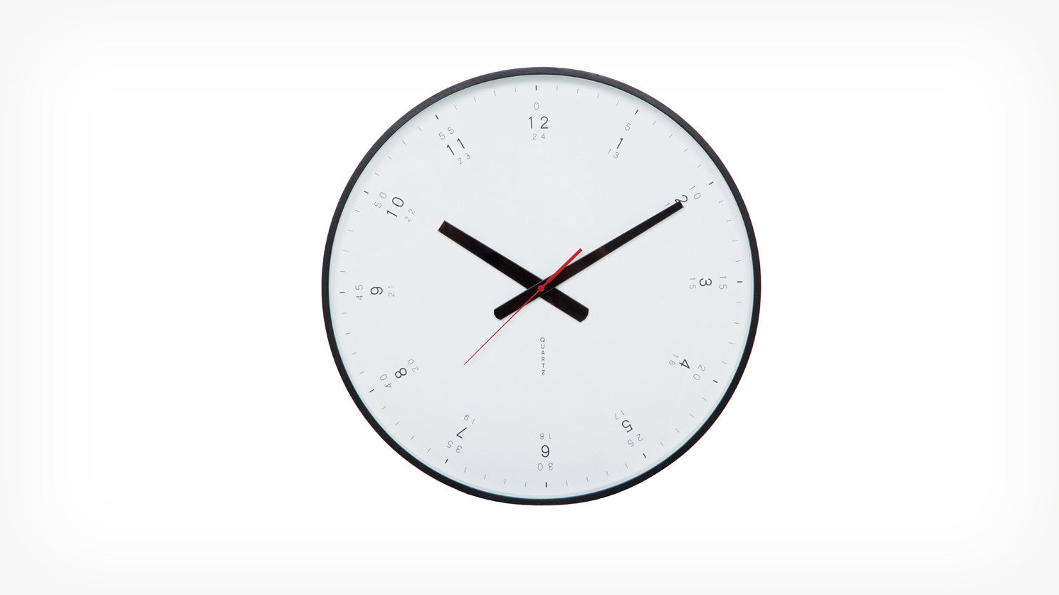Integer wall clock