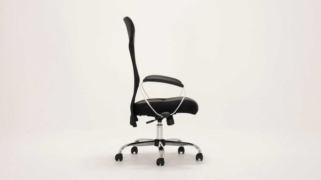 Lotus Office Chair Black Office Chairs Office Chairs