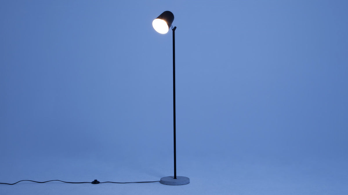 minor floor lamp