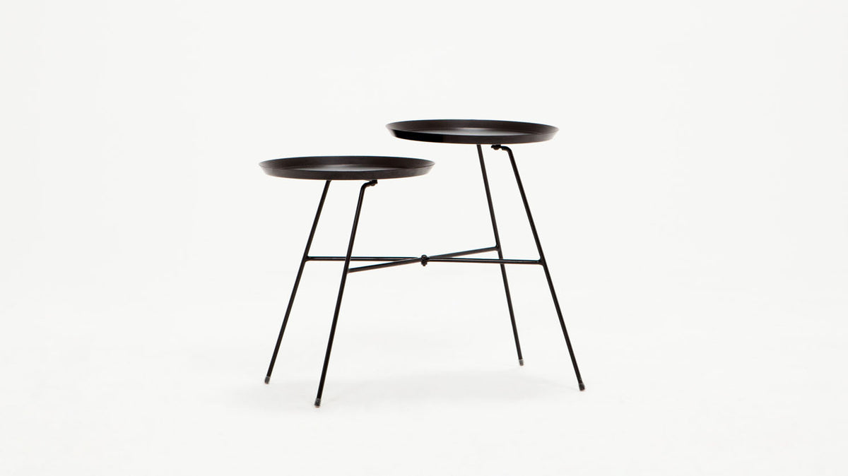 peggy side table (black)