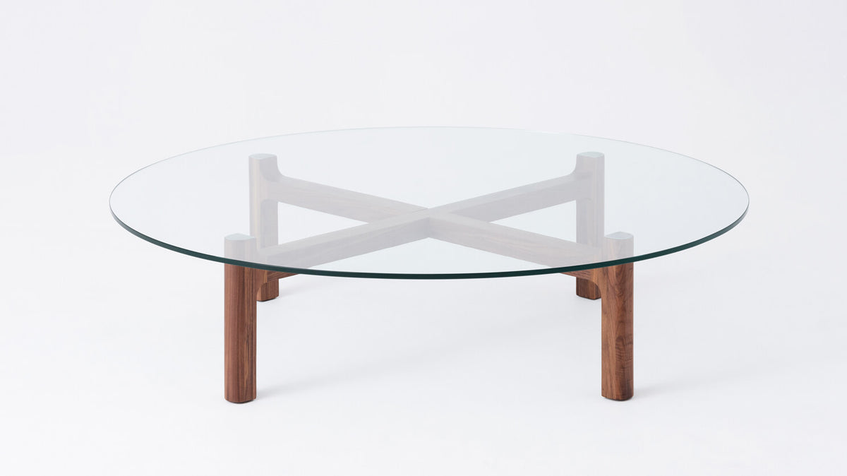 place round coffee table