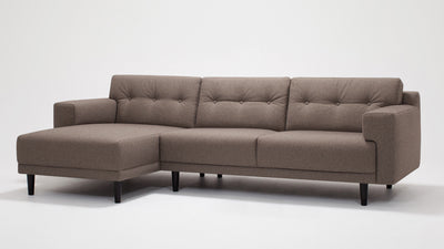 remi 2-piece sectional (button)