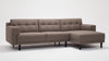 remi 2-piece sectional