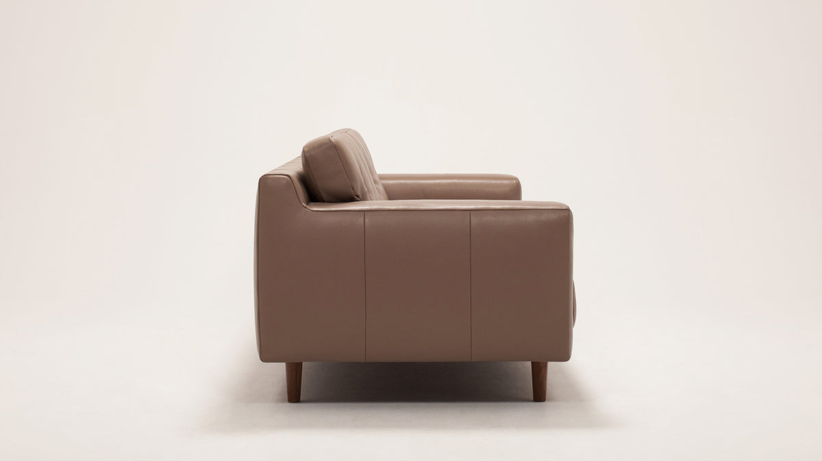 "remi 87"" sofa (horizontal pull) - leather"