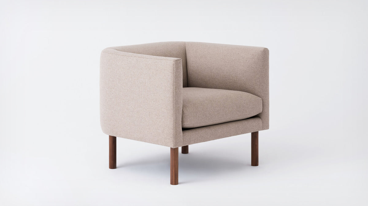 replay club chair - fabric