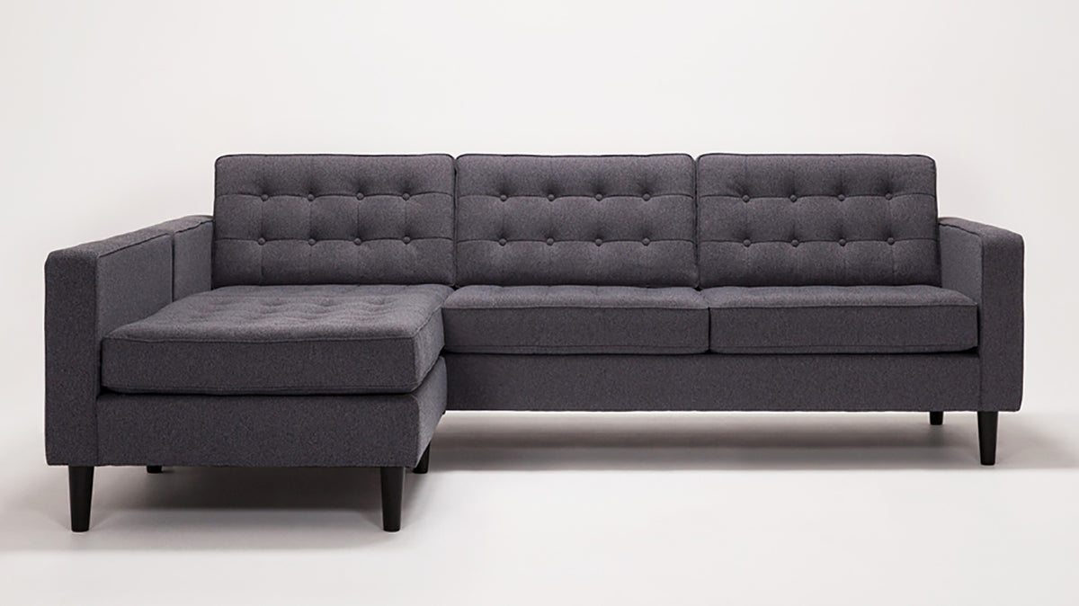 "reverie 92"" 2-piece sectional"