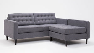 reverie apartment 2-piece sectional
