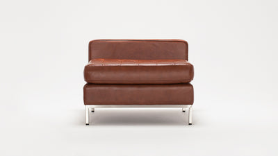 reverie extended seat - leather