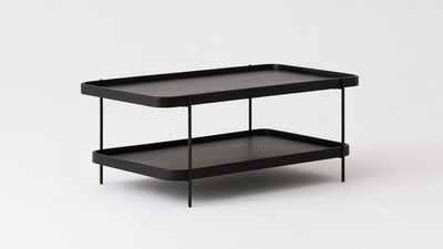 sage rectangular coffee table