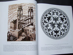 BOOK: Masters of Deception: Escher, Dali & the Artists of Optical Illusion Illustrated Hardcover by Al Seckel