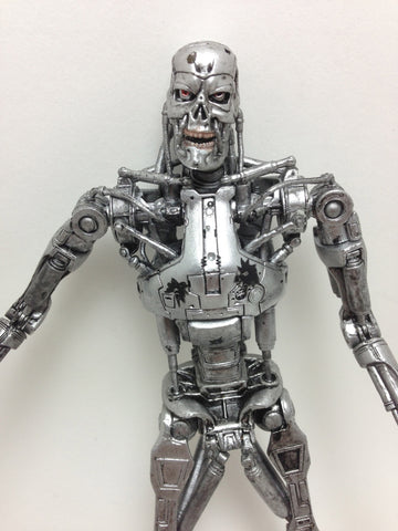 Terminator T800 Endoskeleton Model Figure