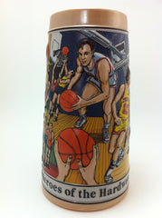 "Budweiser Basketball ""Heroes of the Hardwood"" Ceramic Mug"