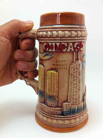 Chicago Ceramic Mug