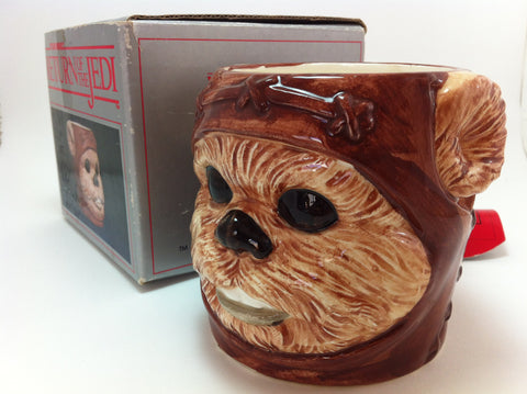 Star Wars Ewok Cup Ceramic Mug