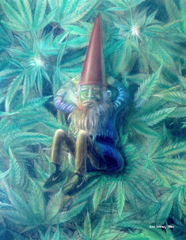 Weed Gnome