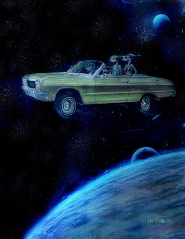 '64 Impala in Space