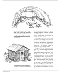BOOK: How to Build Animal Housing: 60 Plans for Coops, Hutches, Barns, Sheds, Pens, Nestboxes, Feeders, Stanchions, and Much More