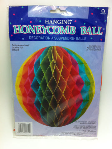 Hanging Honeycomb Ball