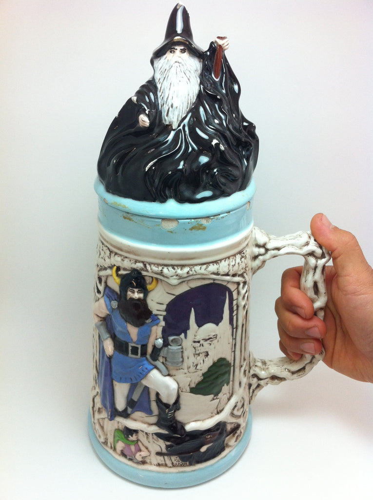 One of the Best Mugs in the World (Wizard Cup)