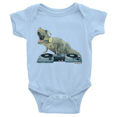 DJ Rexcut Infant Short Sleeve One-Piece