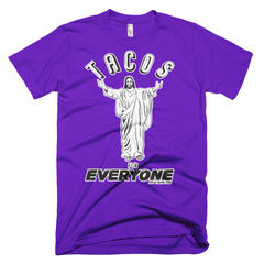 Tacos for Everyone Short Sleeve Men's T-Shirt