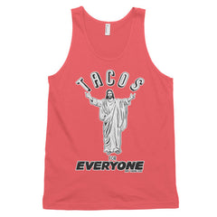 Tacos For Everyone Classic Tank Top (Unisex)