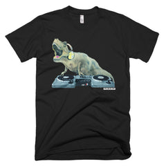 DJ Rexcut Short Sleeve Men's T-Shirt