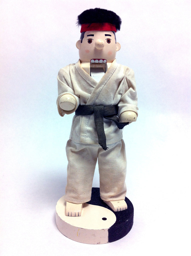 Karate Nutcracker