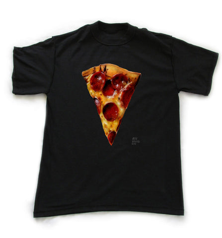 Mens Shirt Pepperoni Pizza Slices
