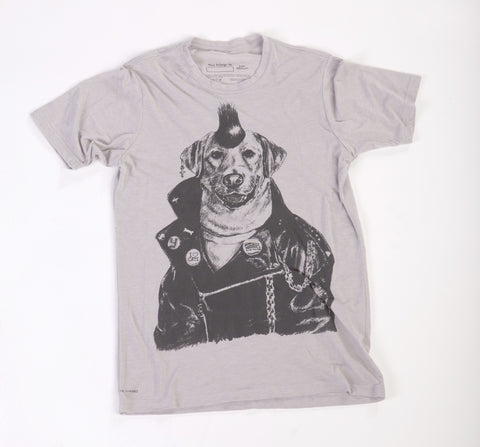 Punkrock Retriever Mens Shirt