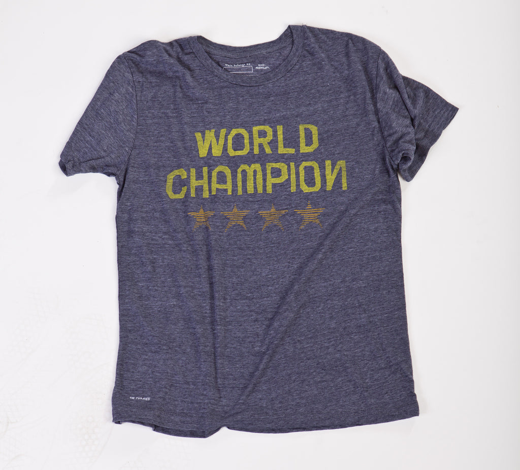 World Champion Mens Shirt