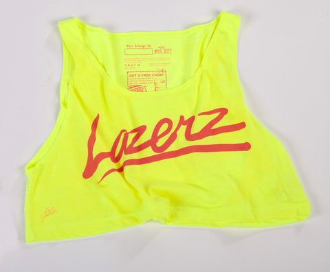 Lazerz Womens Shirt