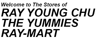 Ray Young Chu / The Yummies / Ray-Mart