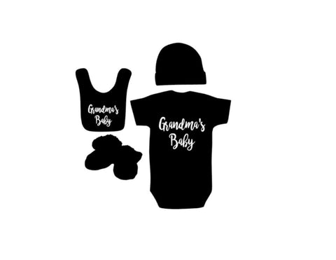 Grandma's Baby Outfit - customgiftstore.com