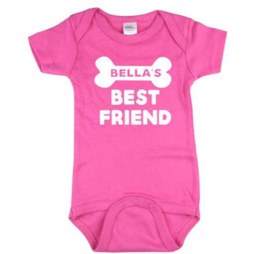Dog (Name) Best Friend - customgiftstore.com