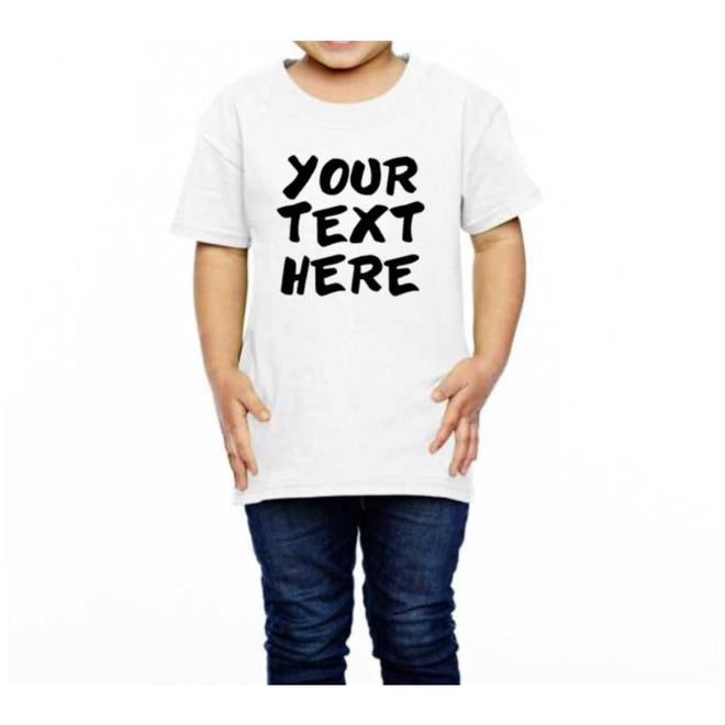 Custom Toddler Shirts