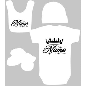 Baby Name Here Baby Outfit - customgiftstore.com