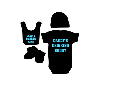 Daddy's Drinking Buddie Outfit - customgiftstore.com