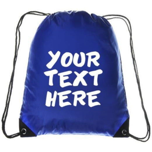 Your Text Here Book Bag - customgiftstore.com