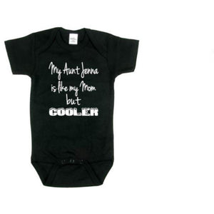My Aunt (Name) Is Like My Mom But Cooler - customgiftstore.com