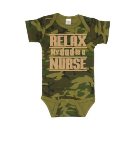 Relax My Dad Is A Nurse - customgiftstore.com