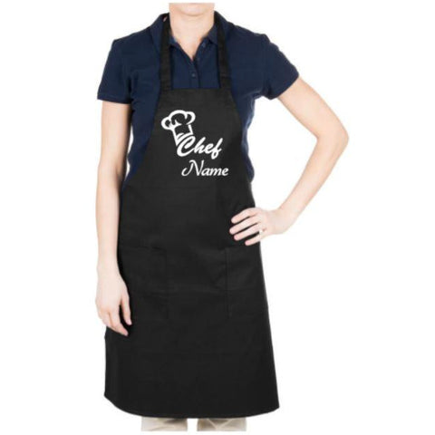Custom Chef Apron - customgiftstore.com