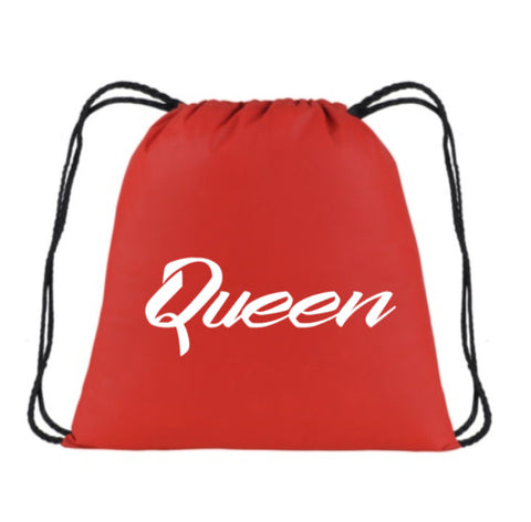 Queen Back pack - customgiftstore.com