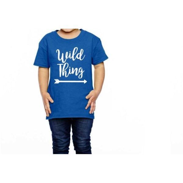 Wild Thing Toddler Shirt - customgiftstore.com