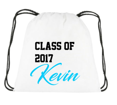 Class of (date) Back pack - customgiftstore.com