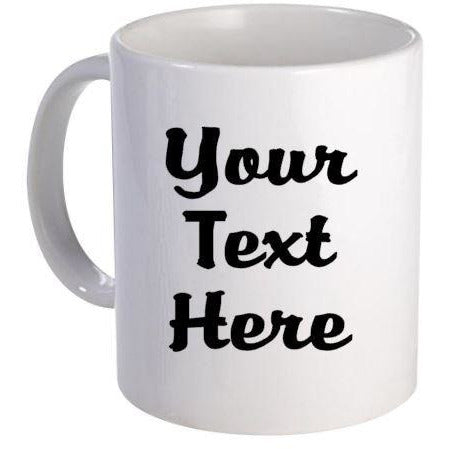 Custom Coffee Mug - customgiftstore.com