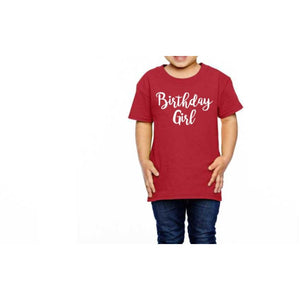 Birthday Girl Shirt - customgiftstore.com