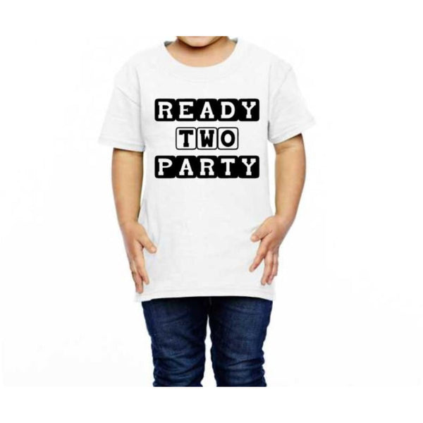 Ready Two Party Toddler - customgiftstore.com